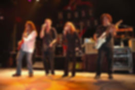 Onstage 2006 @ House of Blues Hollywood with Ronnie James Dio, Ian Gillan, and Dean Howard. Not pictured, but there were Rodney Appleby, Randy Cooke and Joe Mennonna