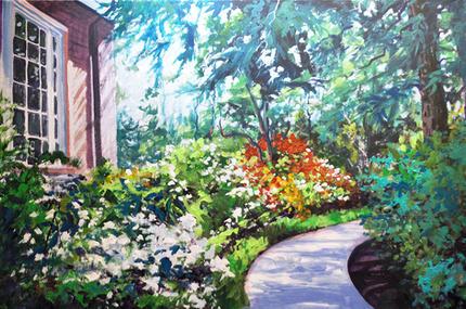 Dixon Garden Pathways