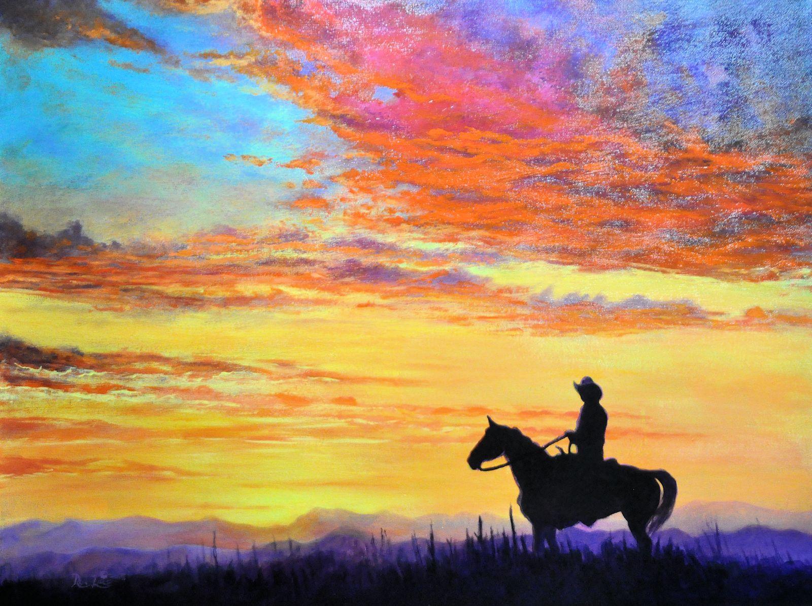 Under Western Skys