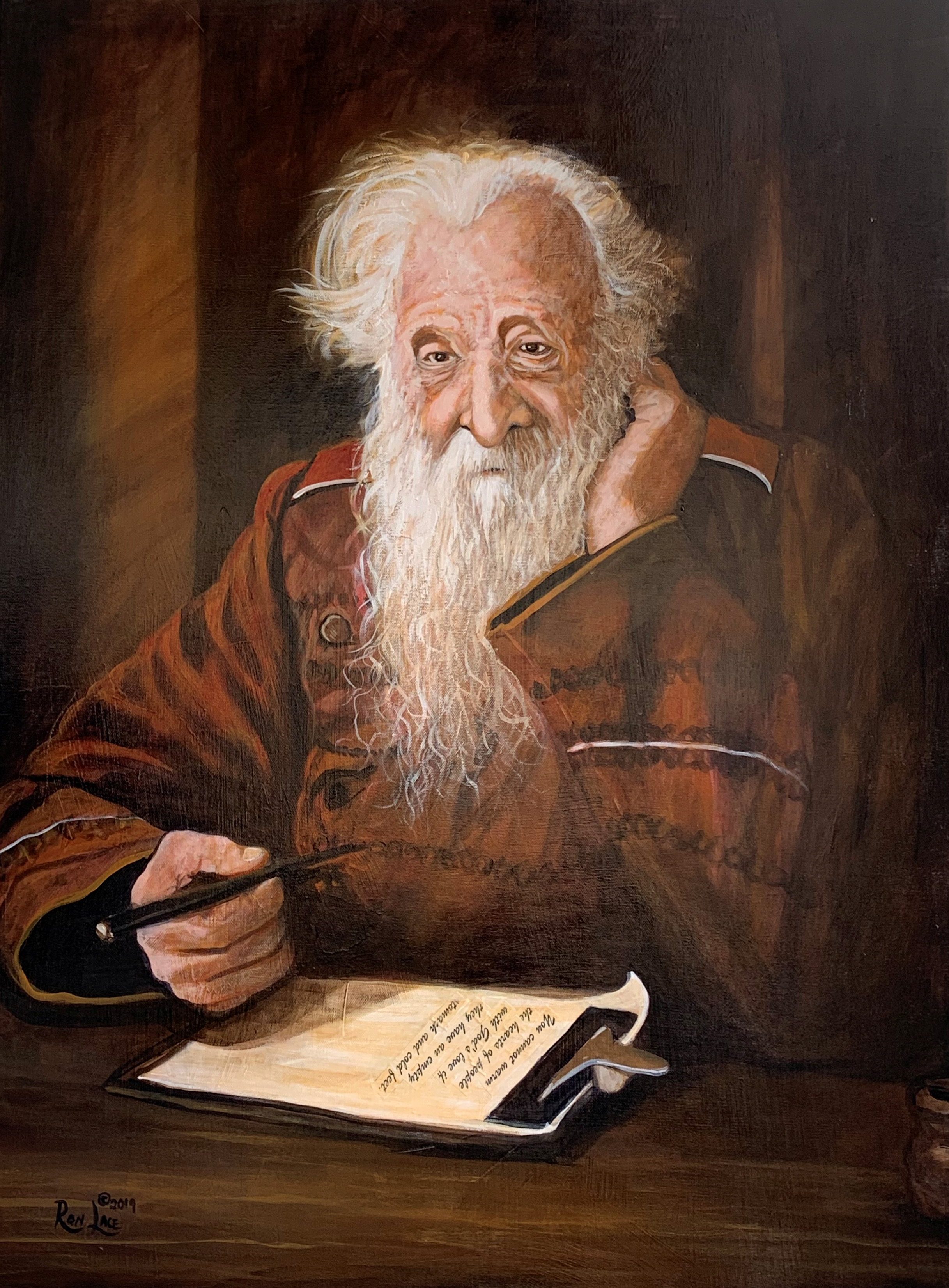 William Booth - Portrait of Compassion