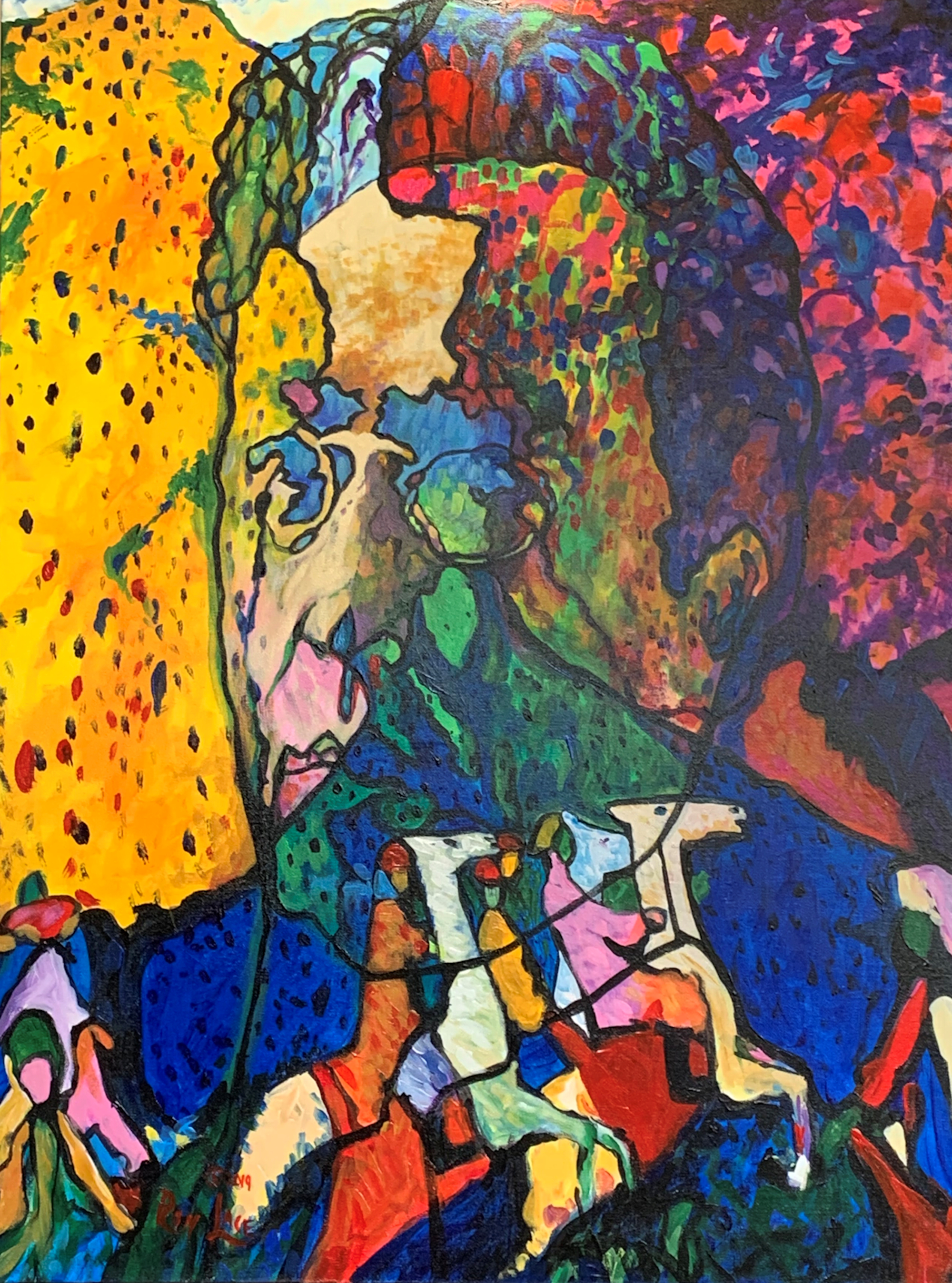 Kandinsky-A Portrait