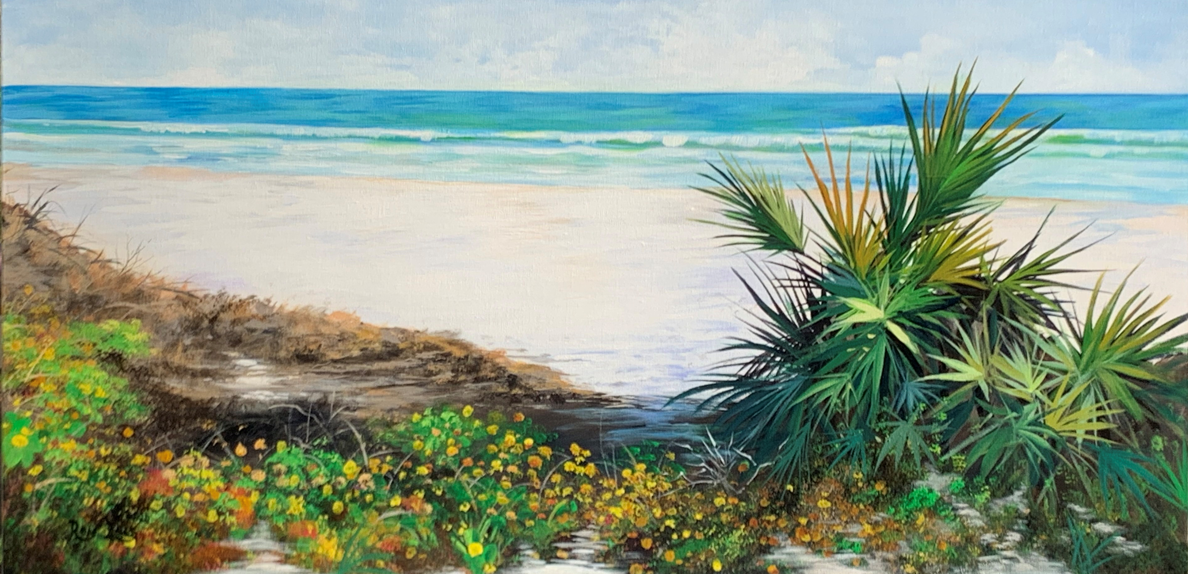Ormond by the Sea-Wild Flowers