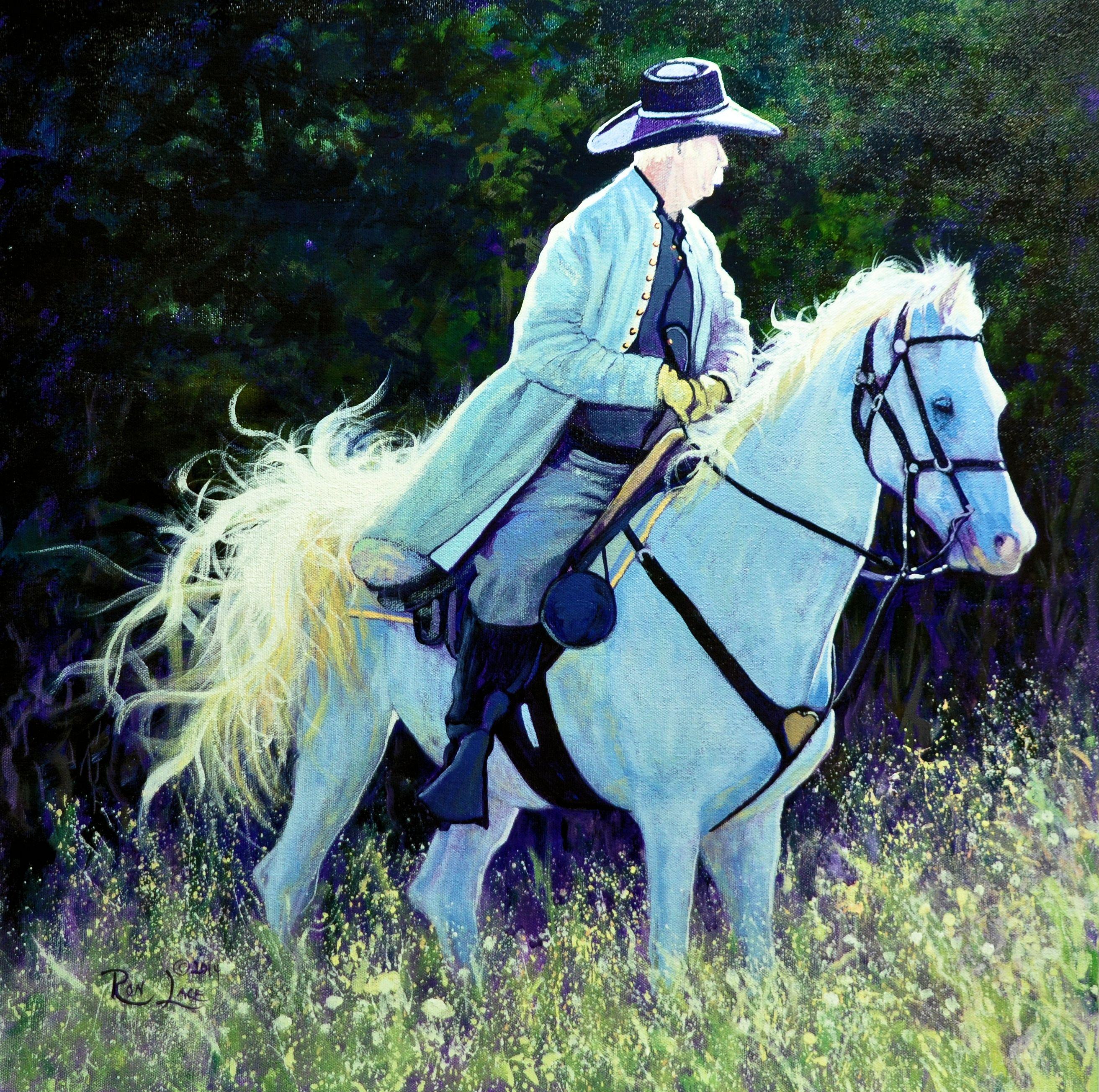 Gray Rider