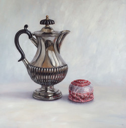 Coffee and Teacake