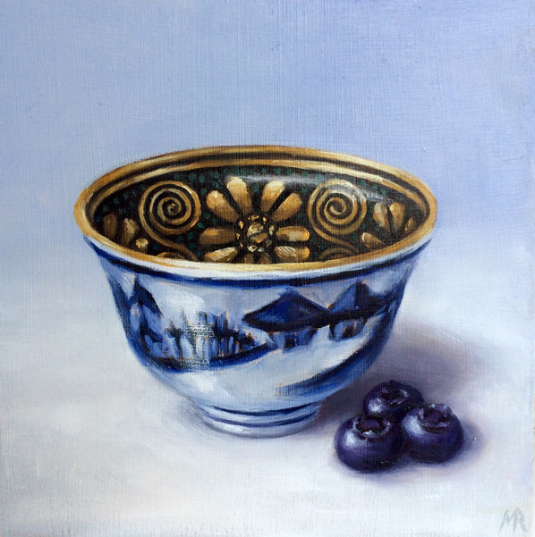 Blue Berry Bowl