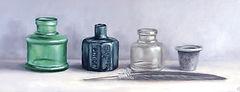 Pen Pals oil on panel 15cm x 40cm_.jpg