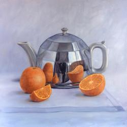 Tea and Oranges