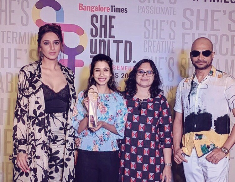 Times-of-India-She-unlimited Award