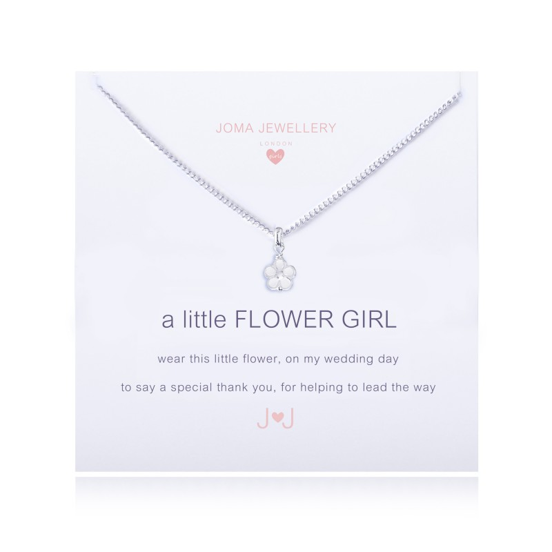 Flower Girl - Necklace