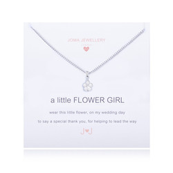 Flower Girl - Necklace