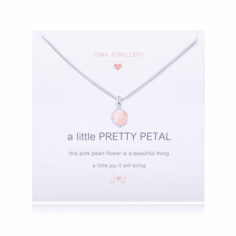 Pretty Petal - Necklace