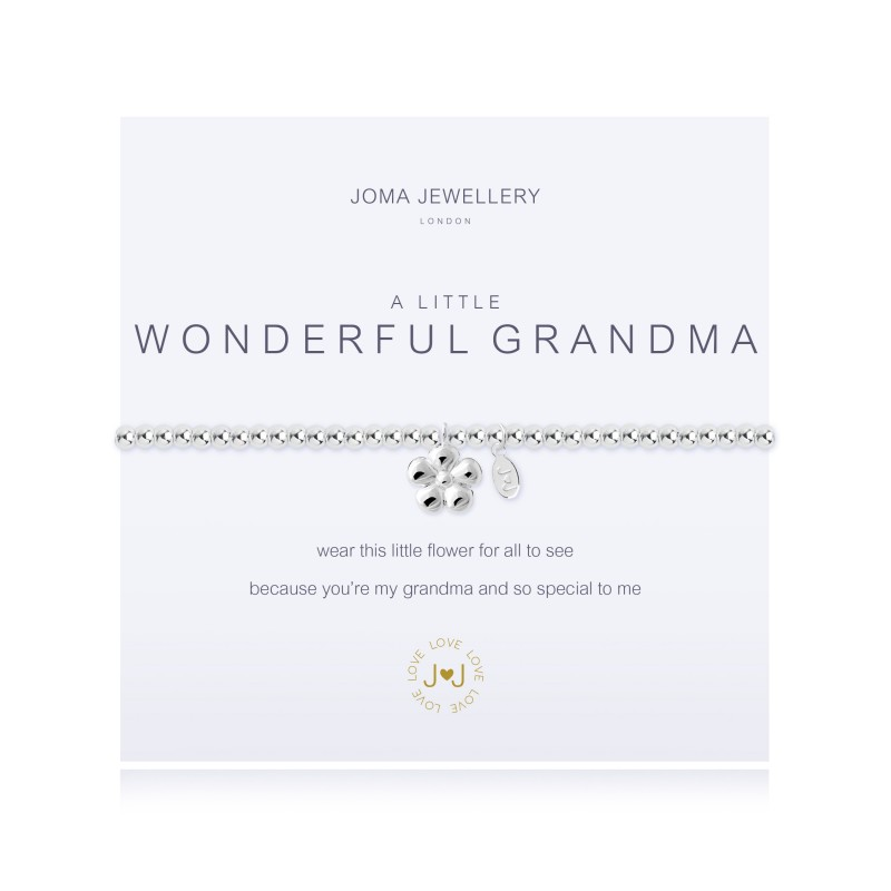Wonderful Grandma - Bracelet