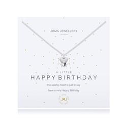 Happy Birthday - Necklace
