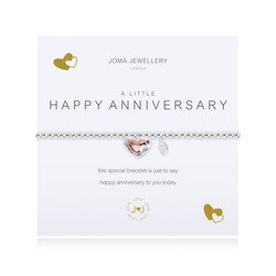 Happy Anniversary - Bracelet