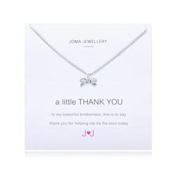 Thank you Bridesmaid - Necklace