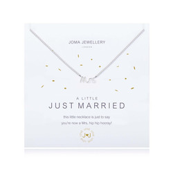 Just Married - Necklace