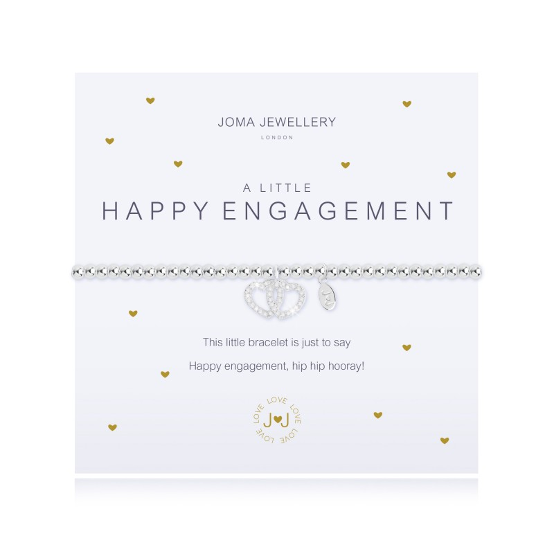 Happy Engagement - Bracelet
