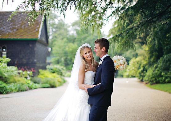 Gemma & Joel Stancliffe Real Brides