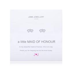 Maid of Honour - Earrings