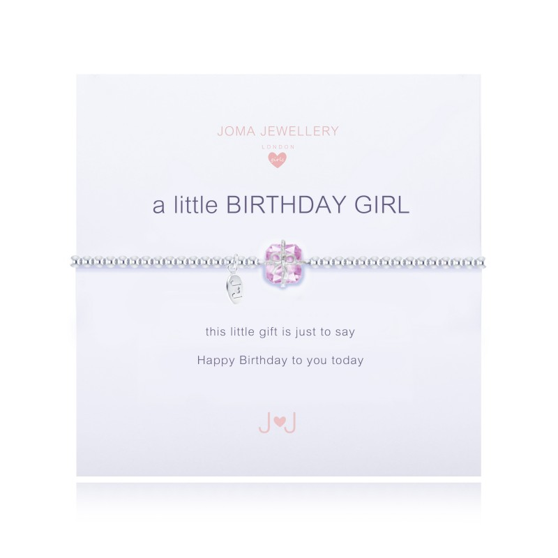 Birthday Girl - Bracelet (pink)