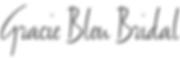 Gracie Bleu new logo.png