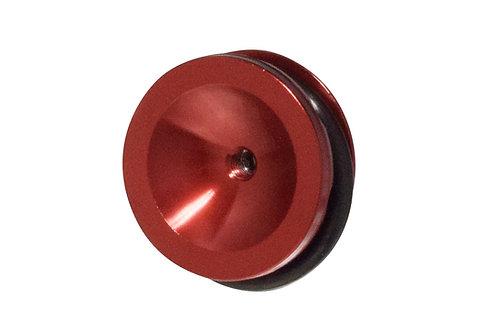 BPM10C Ver.2・3メカボックス/BOLTメカボックス対応 AERO-SHOT 強給排気型 アルミ・ピストン・ヘッド <RED BANG>
