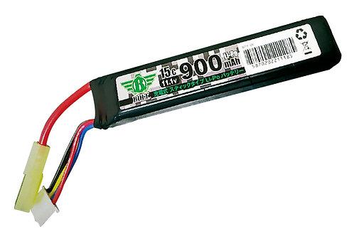 BTY-06 Li-Po ミニバッテリー 11.1V 15C 900mAh