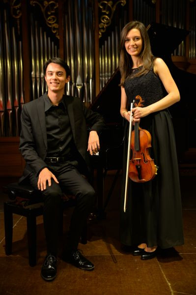 Riccardo Bisatti, Anna Molinari