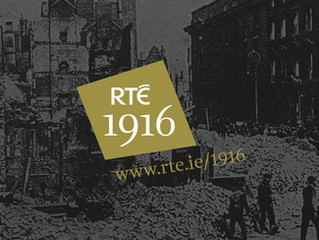 Old Hannah perform at RTE's 'Reflecting The Rising' 1916 Centenary Event - Easter Monday