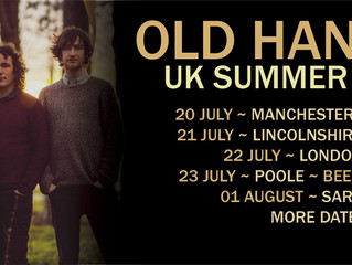 UK Tour - July/Aug 2016