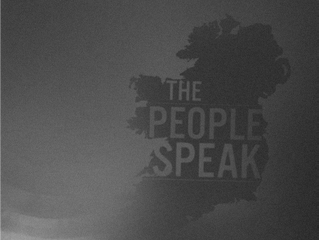 The People Speak: Ireland (May 16th @ CualaNYC)