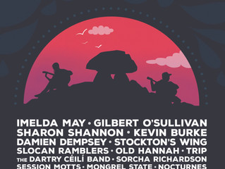 Performing at the Sligo Live Festival this October!