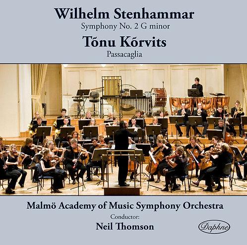 1037 Stenhammar Symphony No. 2