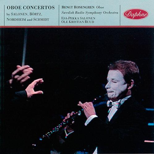 1002 Oboe Concertos, Bengt Rosengren oboe solo