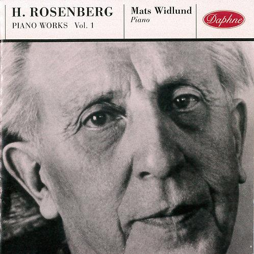 1001 Rosenberg Piano Works Vol. 1