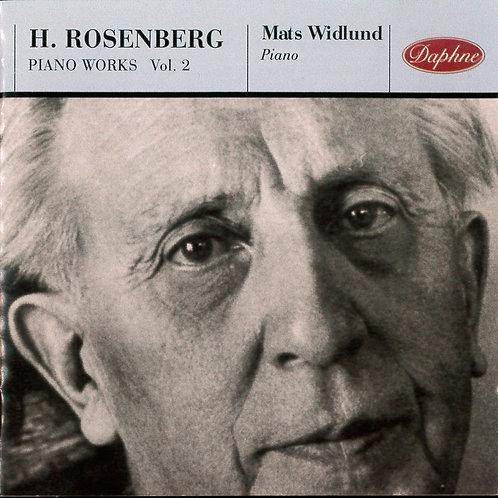1003 Rosenberg Piano Works Vol. 2