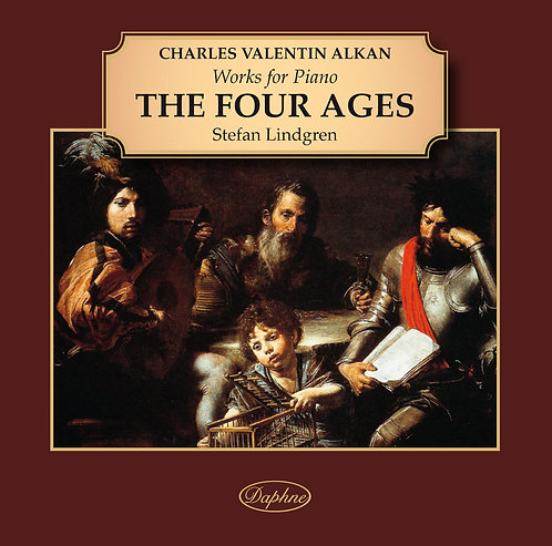 1034 Alkan The Four Ages