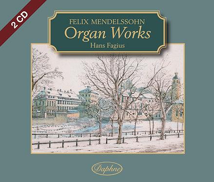 1033 Mendelssohn Organ Works