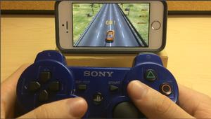 Comment jouer aux jeux iOS avec une manette de PS3 - PS4
