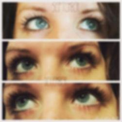 Monat eyelash growth Pam Rathbone