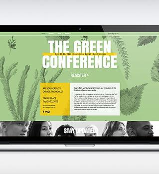 Web Design-Conferência Eco