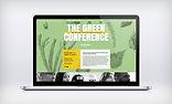 Эко-конференция Веб-дизайн