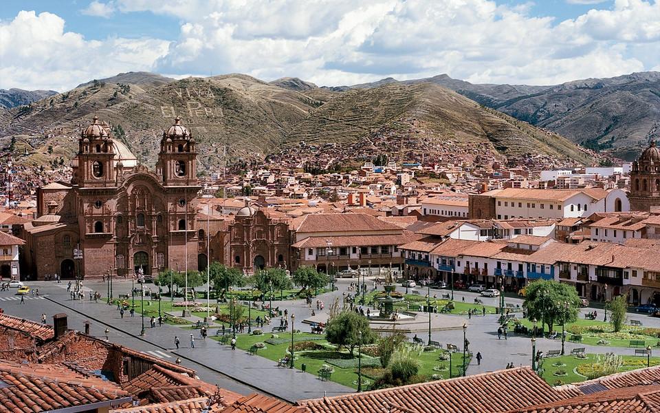 Plaza de Aramas