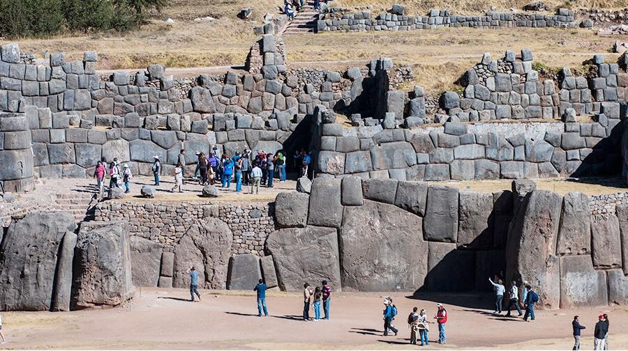 Sacsayhuman Ruins