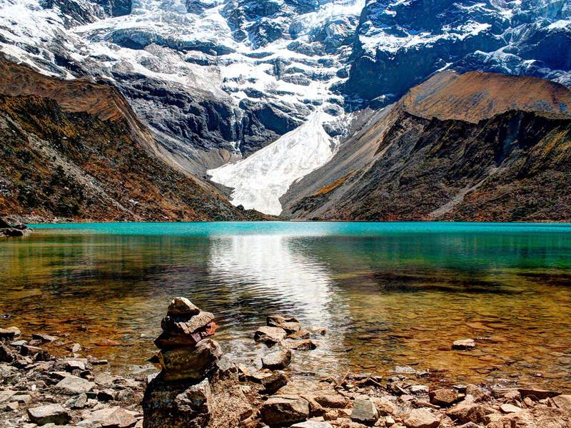 Humantay Lake Day Hike Stones.jpg