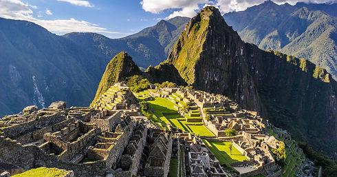 Machu Picchu Banner Picture - Kusa Treks