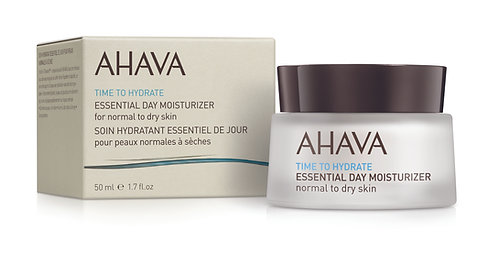 Essential Day Moisturizer (normal to dry skin)