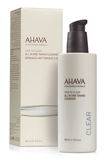All In One Toning Cleaner