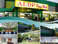 All you need is here at ALDP Plaza