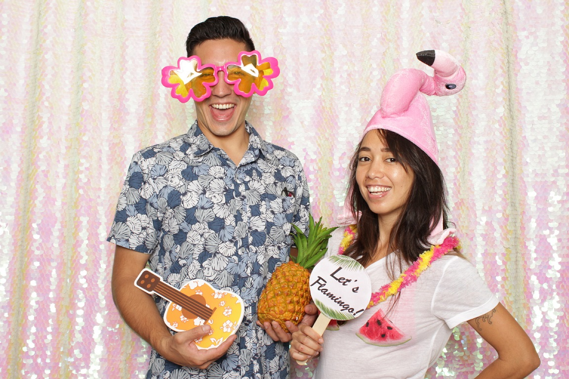 Eventful Photo Booth Hawaii Rental Merma